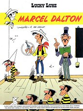 cover: Lucky Luke - Marcel Dalton