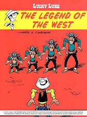 cover: Lucky Luke - The Legend of the West