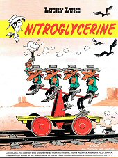 cover: Lucky Luke - Nitroyglycerine