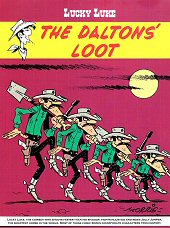 cover: Lucky Luke - The Daltons� Loot