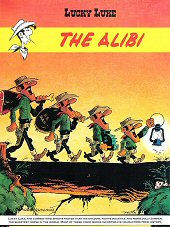 cover: Lucky Luke - The Alibi