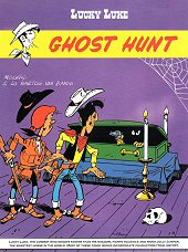 cover: Lucky Luke - Ghost Hunt