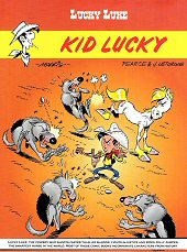 cover: Lucky Luke - Kid Lucky