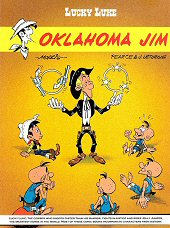 cover: Lucky Luke - Oklahoma Jim