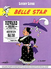 cover: Lucky Luke - Belle Star