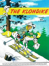 cover: Lucky Luke - The Klondike