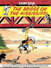 cover: Lucky Luke - The Bridge on the Mississippi