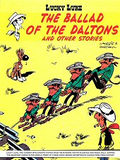 cover: Lucky Luke - The Ballad of the Daltons and Other Stories