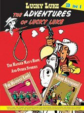 cover: Lucky Luke - The Adventures of Lucky Luke