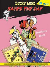 cover: Lucky Luke - Lucky Luke Saves the Day