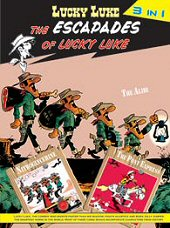cover: Lucky Luke - The Escapades of Lucky Luke