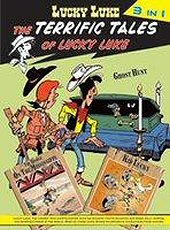 cover: Lucky Luke - The Terrific Tales of Lucky Luke