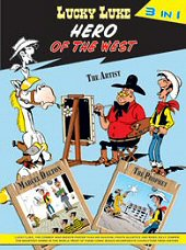 cover: Lucky Luke - Hero of the West