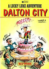 cover: Lucky Luke - Dalton City