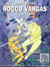 cover: Rocco Vargas - A Game of Gods