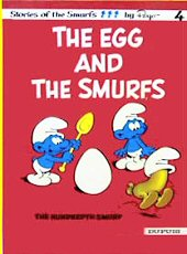 cover: The Egg and the Smurfs