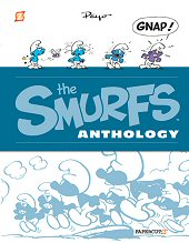 cover: The Smurfs Anthology Vol. 1