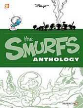 cover: The Smurfs Anthology Vol. 3