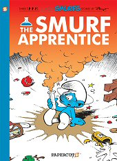 cover: The Smurf Apprentice