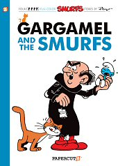 cover: Gargamel and the Smurfs
