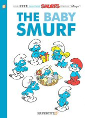 cover: Smurfs - The Baby Smurf