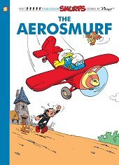 cover: Smurfs - The Aerosmurf