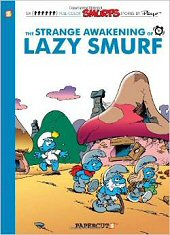 cover: Smurfs - The Strange Awakening of Lazy Smurf