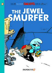 cover: Smurfs - The Jewel Smurfer