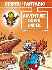 cover: Spirou and Fantasio - Adventure Down Under