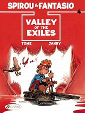 cover: Spirou & Fantasio - Valley of the Exiles