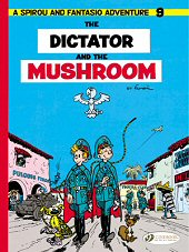 cover: Spirou & Fantasio - The Dictator and the Mushroom