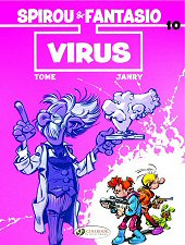 cover: Spirou and Fantasio - Virus