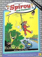 cover: Spirou and Fantasio - Spirou and The Heirs