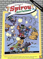 cover: Spirou and Fantasio - Pirates of Silence and Superquick