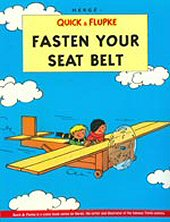 cover: Quick & Flupke - Fasten Your Seat Belt