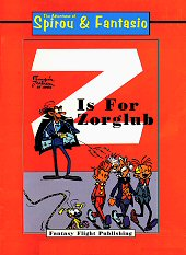 cover: Spirou and Fantasio - Z Is for Zorglub